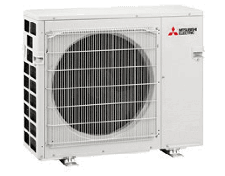 Mitsubishi electric air conditioning heating i for Innovative heating and air conditioning